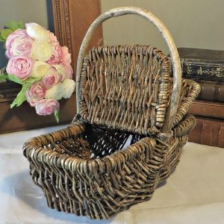 Miniature Picnic Basket